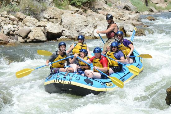 Buffalo Joe's Whitewater Rafting: Best Rafting Adventure