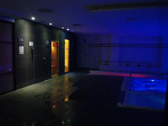 Bagno Turco, Talassoterapia, Sauna Finlandese - Picture of Q-bo ...