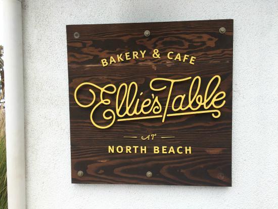 Ellie S Table At North Beach San Clemente Ca
