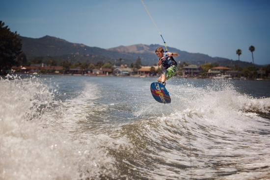 From woodlands to watersports, Novato is perfect for family fun