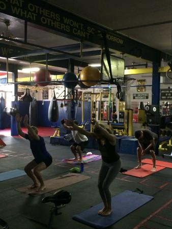 South Beach Boxing Yoga