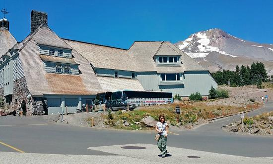 Hood River, OR: Timberline Lodge at Mt Hood