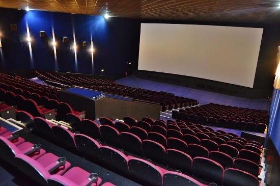 Μπόλτον, UK: Screen 7, the biggest in Bolton!