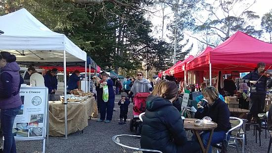Ohoka, Nowa Zelandia: Friday 7th August Market