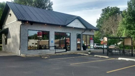 Main Street Cakery Cafe
