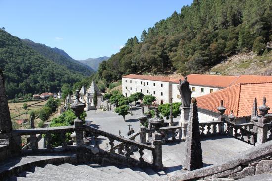 Santuário de Nossa Senhora da Peneda: Santuario de Nossa Senhora da Peneda