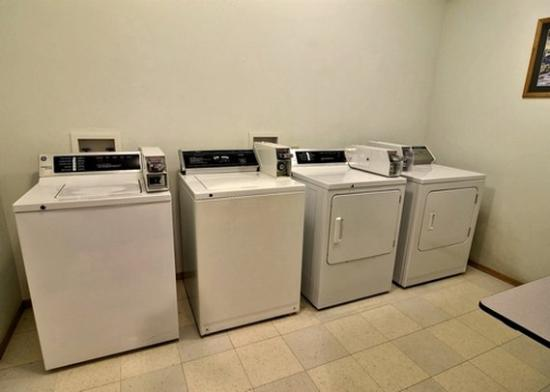 Pacific, Waszyngton: laundry room