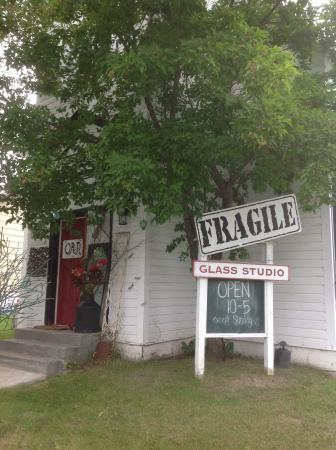 Fragile Glass Studio
