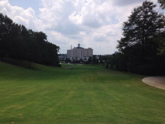 The Golf Club at Ballantyne: 18