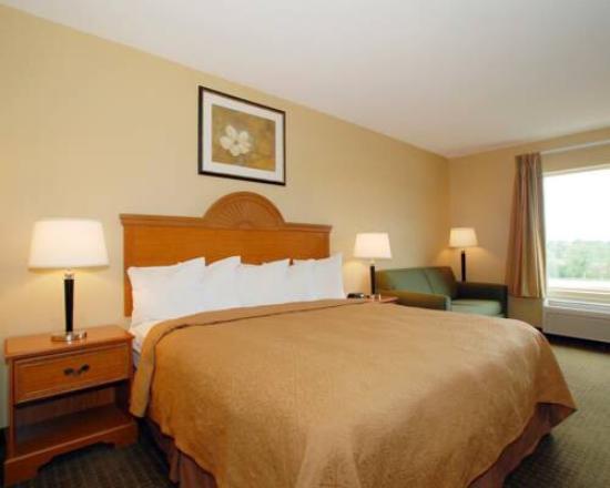 Quality Inn & Suites Fishkill: Nice hotel in Fishkill...