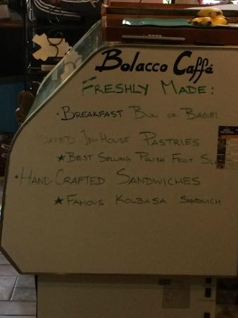 Bolacco Cafe: Simple yet satisfying