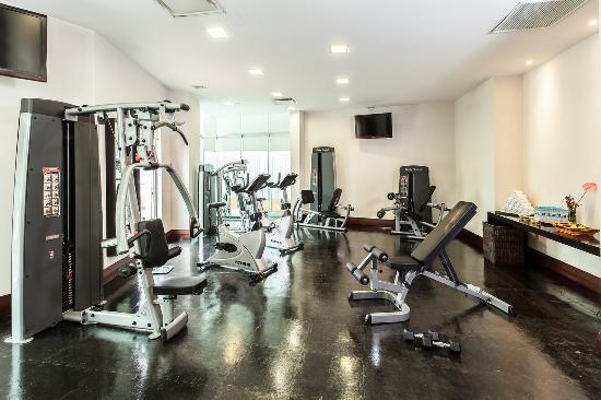 NH Collection Guadalajara Providencia: Fitness Centre
