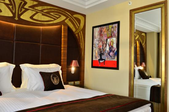 Mona Hotel: Guest Room