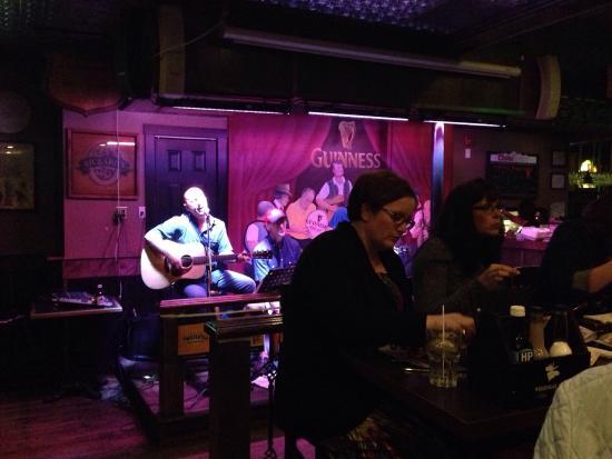 Olde Dublin Pub: Live Musik