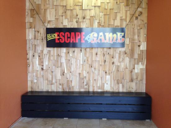 Beach Escape Game