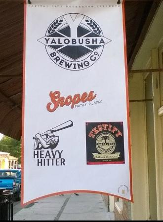 Water Valley, มิซซิสซิปปี้: Yalobusha Brewing Company