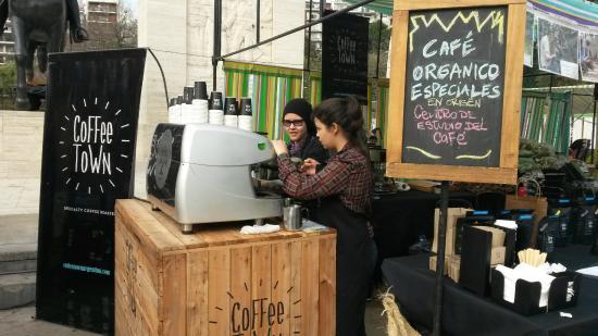 Foto de coffee town buenos aires stand tripadvisor for Muebles selec galdakao