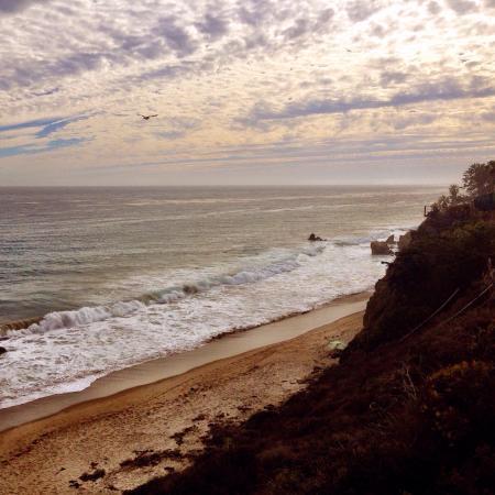El Pescador State Beach: Sunset