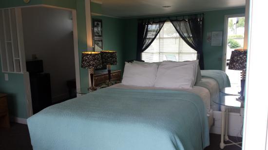 Miami Resort Motel : Room #4 Hollywood room
