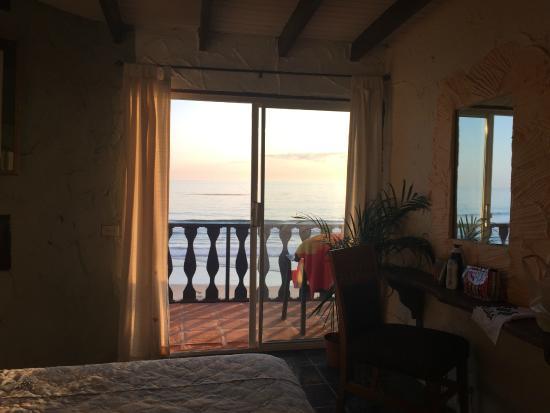 La Fonda Hotel & Restaurant: room 19 - perfect for couples