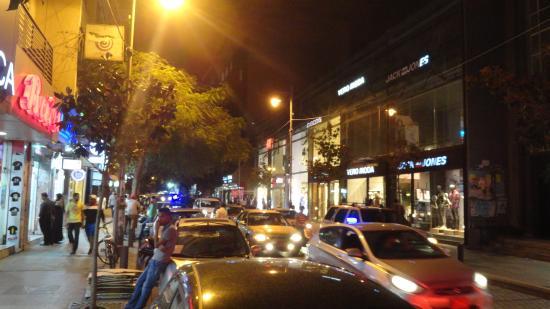 Ulica Hamra – Zachodni Bejrut