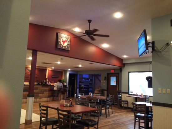 Great food, comfortable atmosphere in Freeman, SD