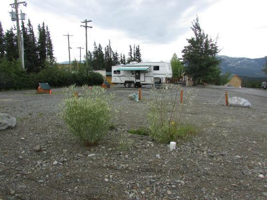 Mountain Ridge Motel & RV Park : Rv Park Grounds