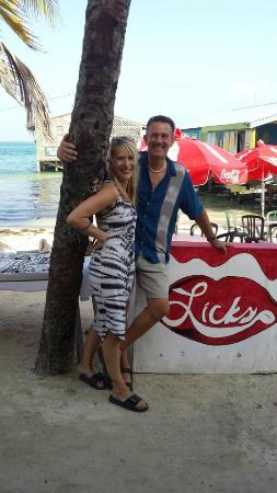 Doc'ks Tiki Bar & Grill: New owners since June 2015.  Same great staff and food!