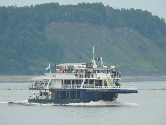 Our Grand Fleuve Boat Picture Of Croisieres Aml Quebec
