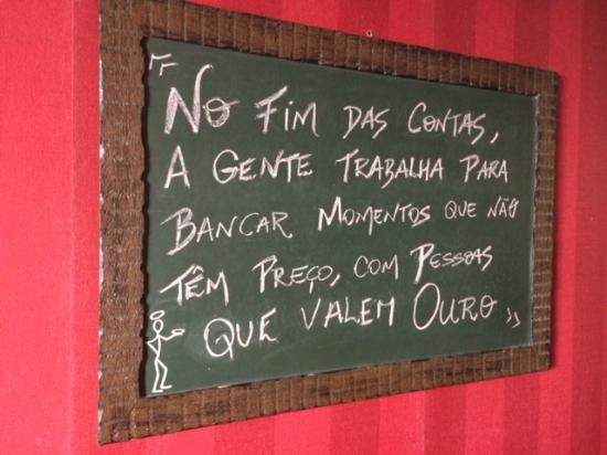 Foto De Restaurant Santo Garden Grill Santa Maria Uma De