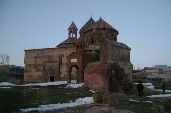 Shirak Province, Armenia: The monastery