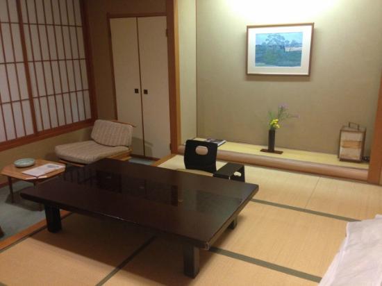 Kaike Tsuruya : 部屋