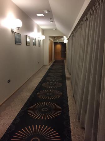 Park Alandia Hotel: Interni, camera, reception e pub