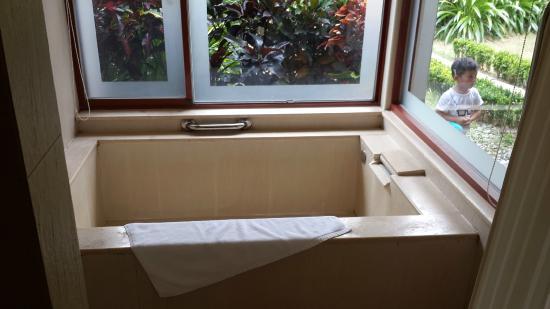 Fullon Hotel Fulong: 浴室