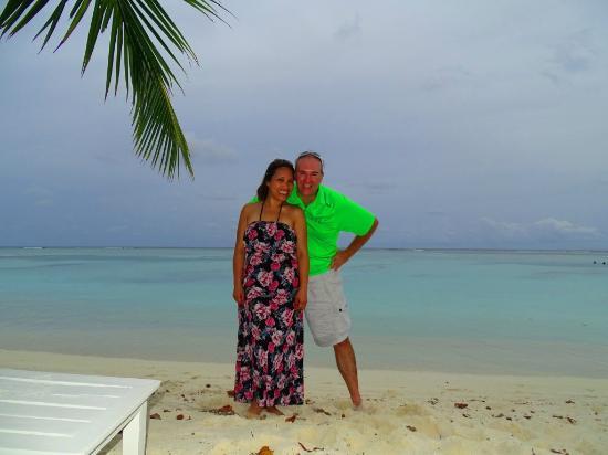 LUX* South Ari Atoll: Lux* Maldives - sunset
