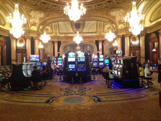 Intérieur du casino - Bild von Casino of Monte-Carlo, Monte Carlo ...