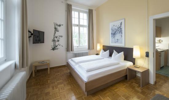 Apartment Hotel Konstanz: Doppelzimmer