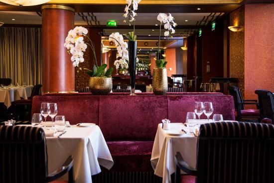 Le Safran : Restaurant interieur