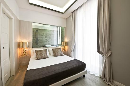 Foto de Corso Boutique Hotel, Roma: Premium Suite Matrimoniale ...