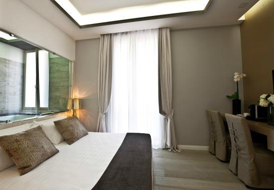 Premium Suite Matrimoniale - Vasca Idromassaggio - Foto di Corso ...