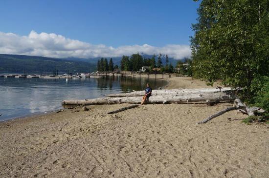 Shuswap Lake Provincial Park : Shuswap Lake