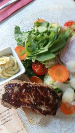 Steak Salat Bild Von Zur Alten Münz Speyer Tripadvisor