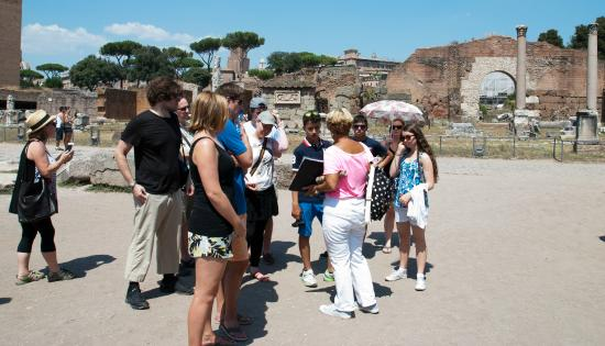 Italy With Us: Small group tour