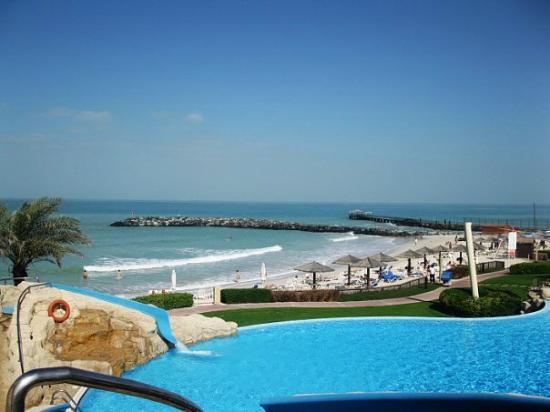 Coral Dubai Deira Hotel: Второй отель Корал дейра с пляжем