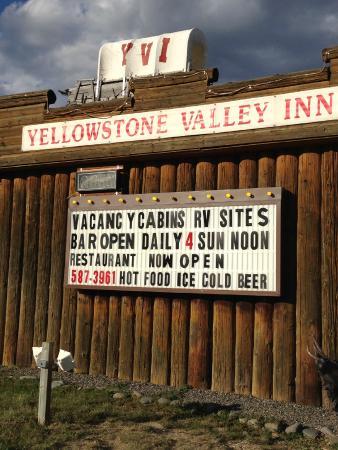 Yellowstone Valley Inn & RV Park: Angebot