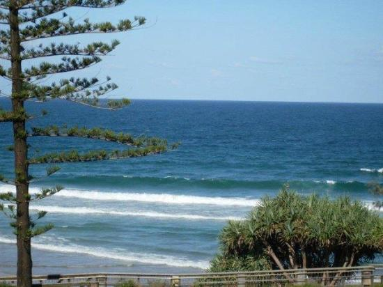 Coolum Beach, Australien: View from Unit 48