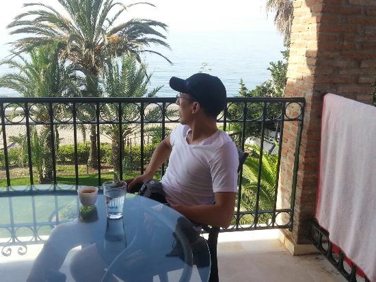 Hacienda Beach Apartments: Appartement vue sur mer