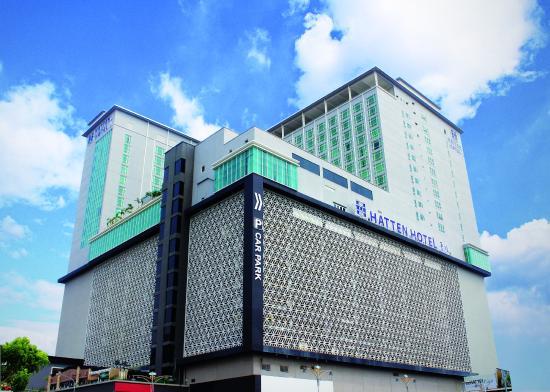 Hatten Hotel Melaka: Facade