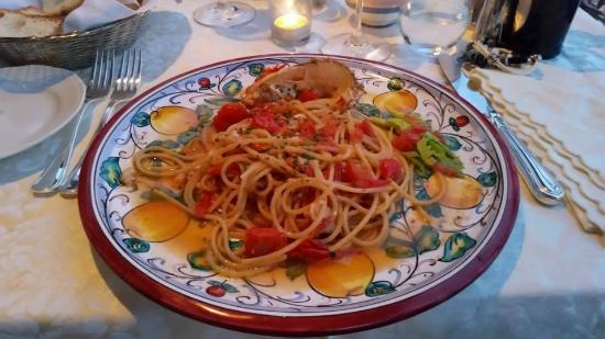 Adamo ed Eva by Eden Roc: Spaghetti