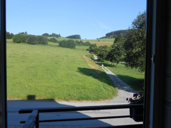 Landhaus Meran: balcony view
